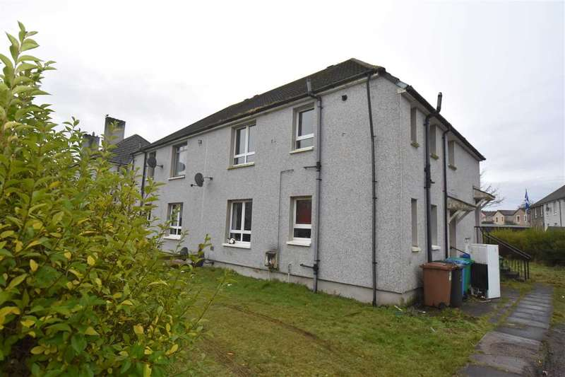 2 Bedrooms Apartment Flat for sale in Union Street, Kelty
