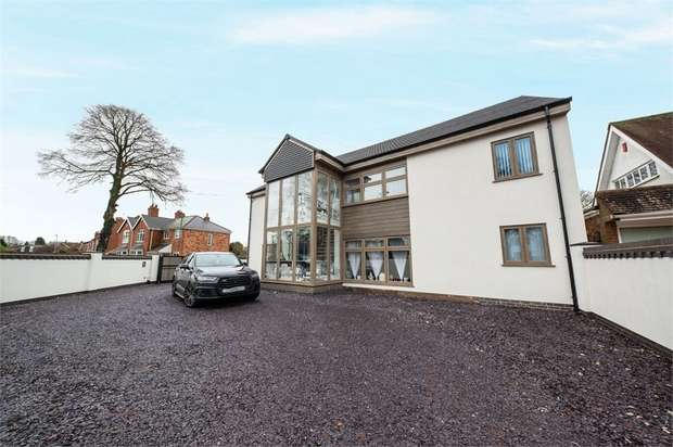 6 Bedrooms Detached House for sale in Stafford Close, Walsall, West Midlands