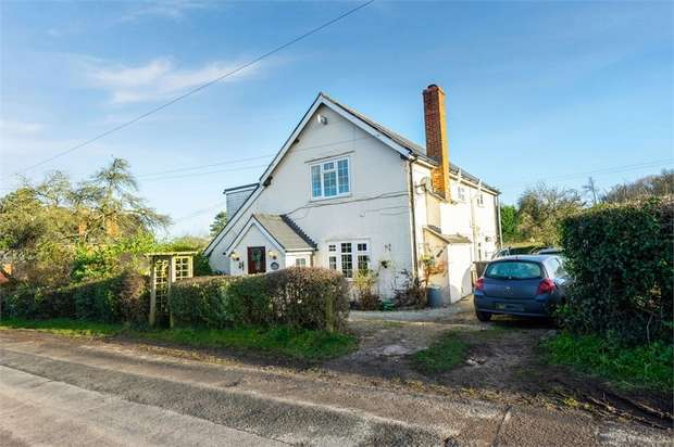 5 Bedrooms Detached House for sale in Hatfield, Leominster, Herefordshire