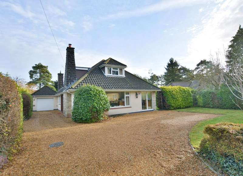 5 Bedrooms Detached House for sale in Golf Links Road, Ferndown, Dorset, BH22 8BX