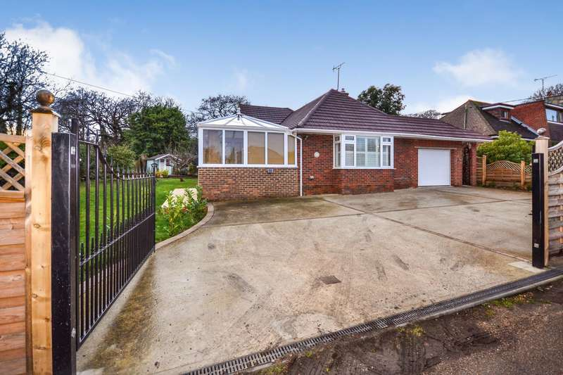 3 Bedrooms Detached Bungalow for sale in Primrose Hill, Hastings, TN35
