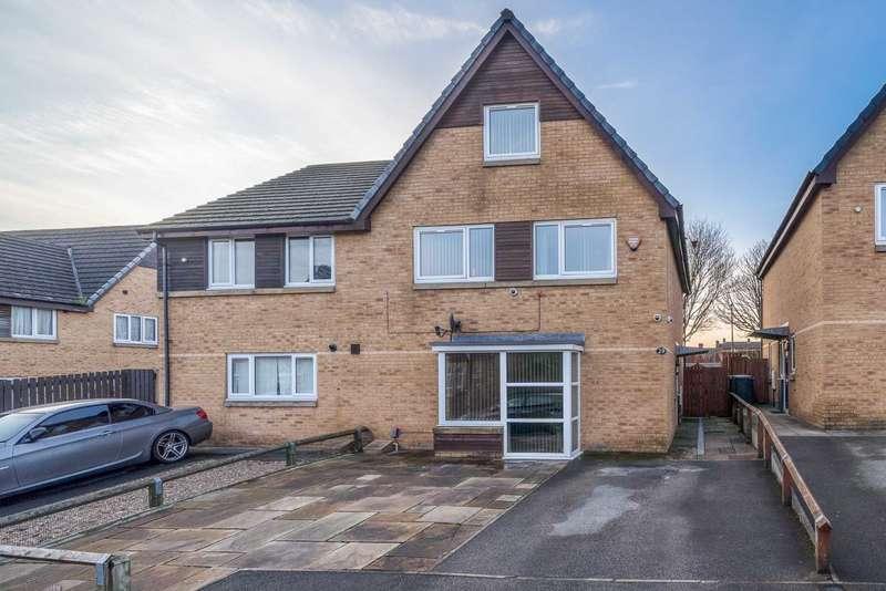 4 Bedrooms Semi Detached House for sale in Battye Street, Heckmondwike