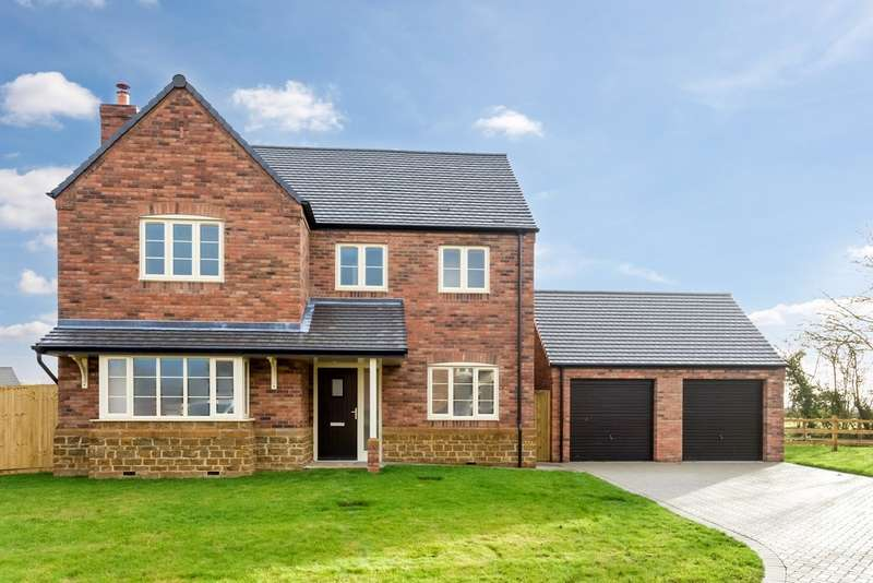 3 Bedrooms Detached House for sale in The Charlecote, Leys Field, Oxhill