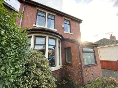 3 Bedrooms Detached House for sale in Daggers Hall Lane, Blackpool, Lancashire, FY4