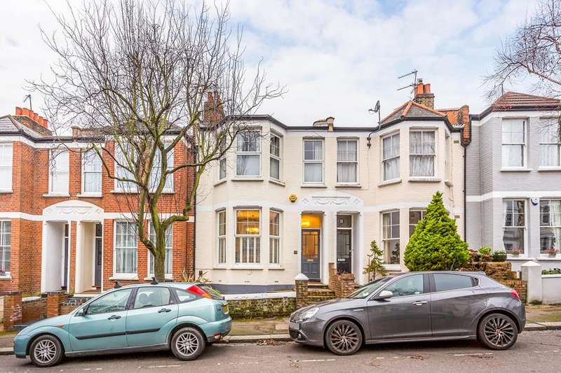 5 Bedrooms Property for sale in Montague Road, Crouch End, London, N8