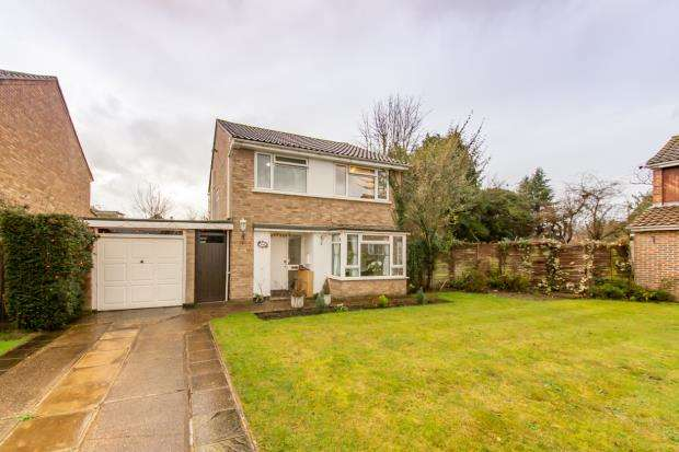 3 Bedrooms Detached House for sale in Marbeck Close, Windsor, Berkshire