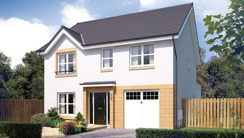 4 Bedrooms Detached House for sale in Rosebury Pitdinnie Grange, Cairneyhill, KY12