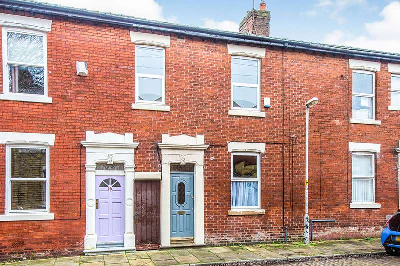 3 Bedrooms House for sale in Jemmett Street, Preston, Lancashire, PR1