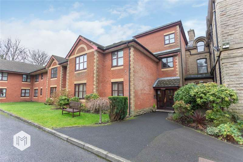1 Bedroom Flat for sale in Sharples Hall, Sharples Hall Drive, Bolton, Greater Manchester, BL1