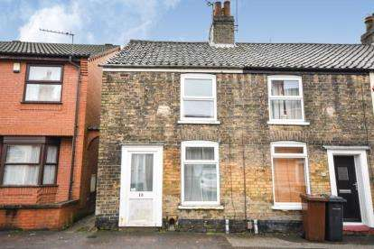 2 Bedrooms End Of Terrace House for sale in Rasen Lane, Lincoln, Lincolnshire