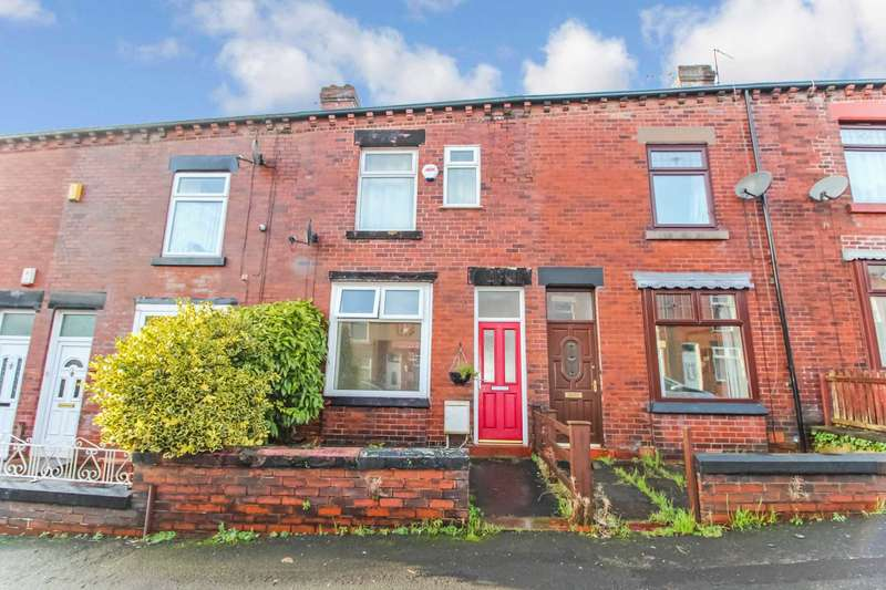 2 Bedrooms Terraced House for sale in Hereford Road, Bolton