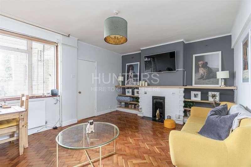 2 Bedrooms Flat for sale in Sunnyside House, Sunnyside, London, NW2