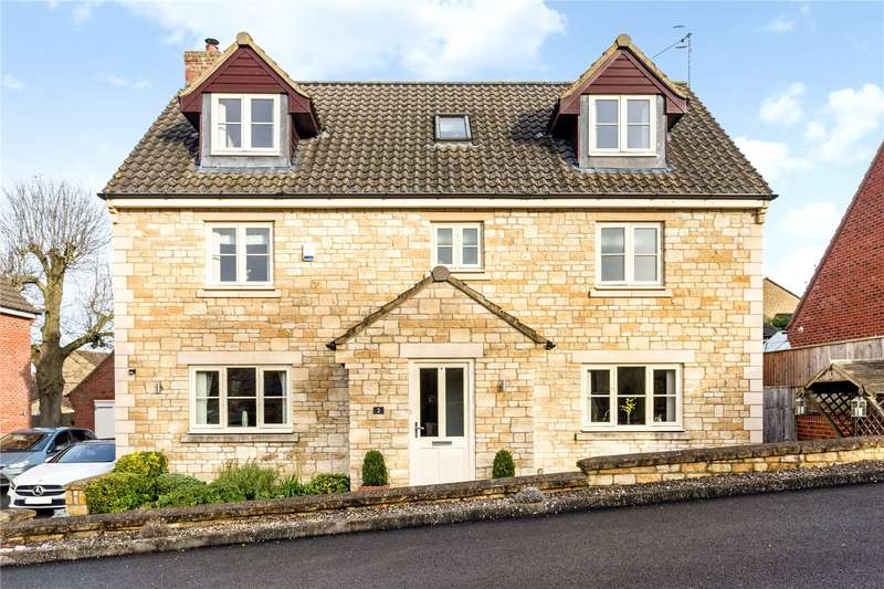5 Bedrooms Detached House for sale in Ash Close, Kings Stanley, Stonehouse, Gloucestershire, GL10