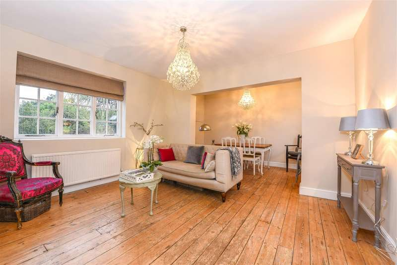 2 Bedrooms End Of Terrace House for sale in French Street, Sunbury-On-Thames