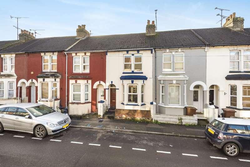 3 Bedrooms Terraced House for sale in Livingstone Road, Gillingham