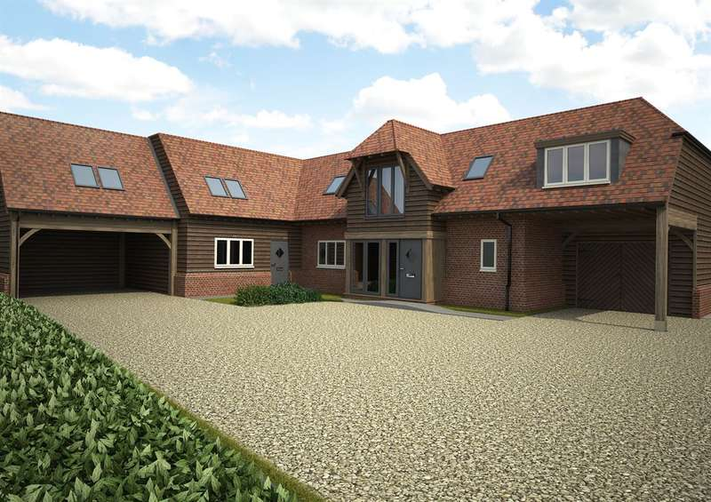 3 Bedrooms Semi Detached House for sale in Church Lane, Seasalter, Whitstable