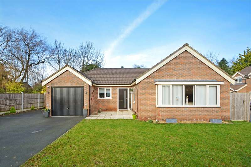 3 Bedrooms Detached Bungalow for sale in The Bungalow, 3 School Lane, Ford, Shrewsbury, Shropshire, SY5
