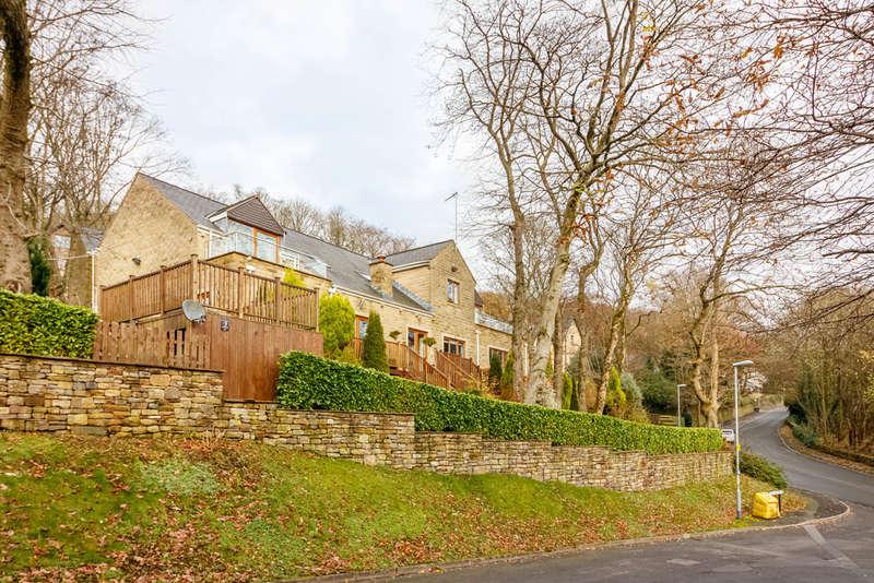 6 Bedrooms Detached House for sale in Oaklands Road, Grasscroft, Saddleworth
