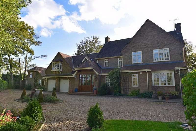 6 Bedrooms Detached House for sale in Grendon