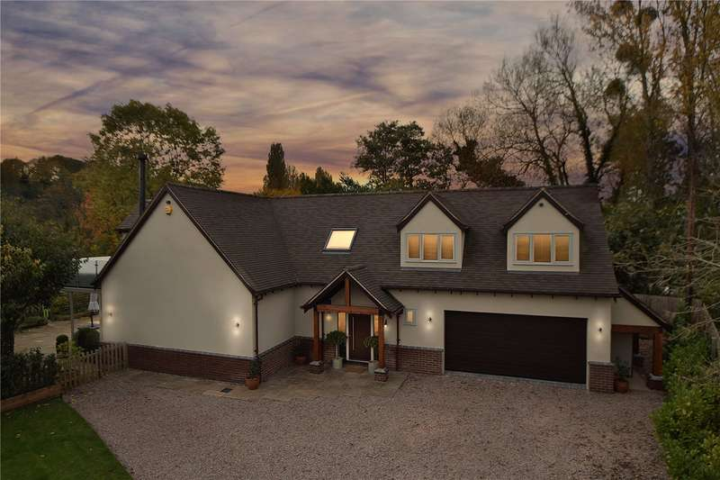 4 Bedrooms Detached House for sale in Holt Fleet, Worcester, Worcestershire