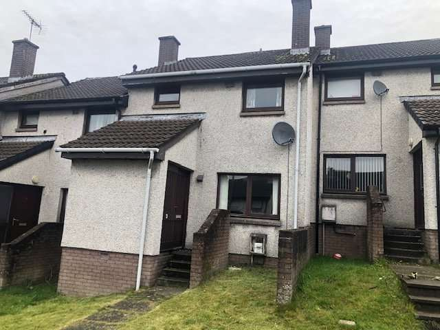 3 Bedrooms House for sale in Douglas Court, Lockerbie, Dumfries and Galloway, DG11