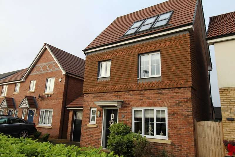 4 Bedrooms Detached House for sale in Weaver Close, Heywood, Greater Manchester, OL10