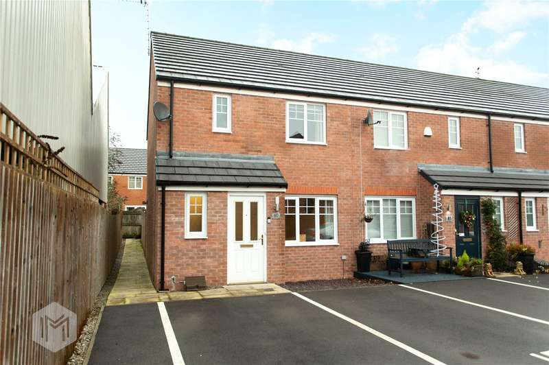 3 Bedrooms House for sale in Elton Fold Chase, Bury, Greater Manchester, BL8