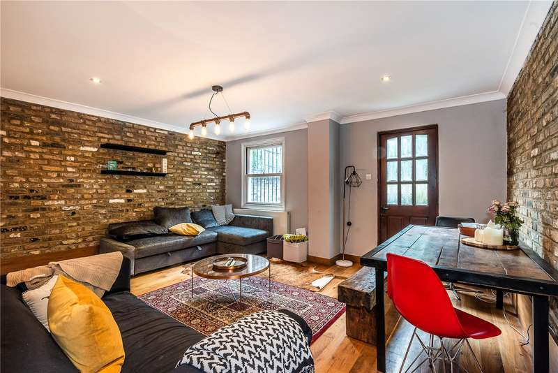 3 Bedrooms Flat for sale in Harleyford Road, London, SE11
