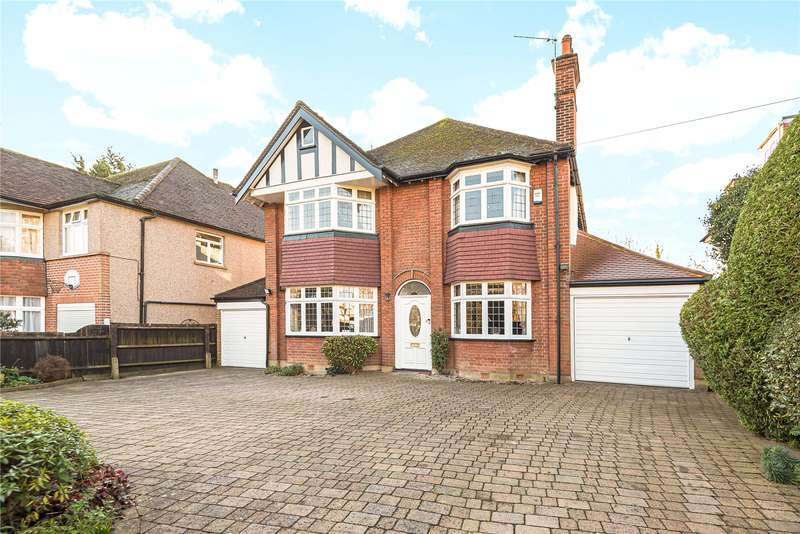 5 Bedrooms Detached House for sale in Waxwell Lane, Pinner, Middlesex, HA5