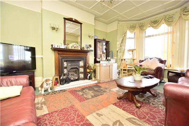 6 Bedrooms Terraced House for sale in Milward Crescent, HASTINGS, East Sussex, TN34 3RU