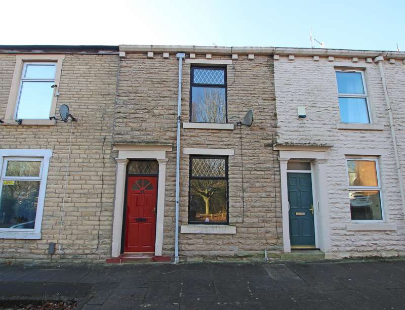 2 Bedrooms Terraced House for sale in Dean Street, Darwen, BB3 1HH