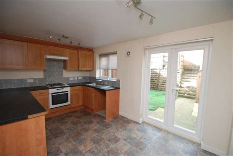 3 Bedrooms Town House for sale in Newbold Close, Dukinfield, SK16 4SP