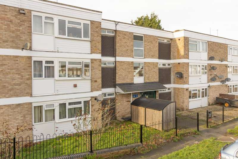 3 Bedrooms Flat for sale in Tennyson Avenue, Canterbury, CT1
