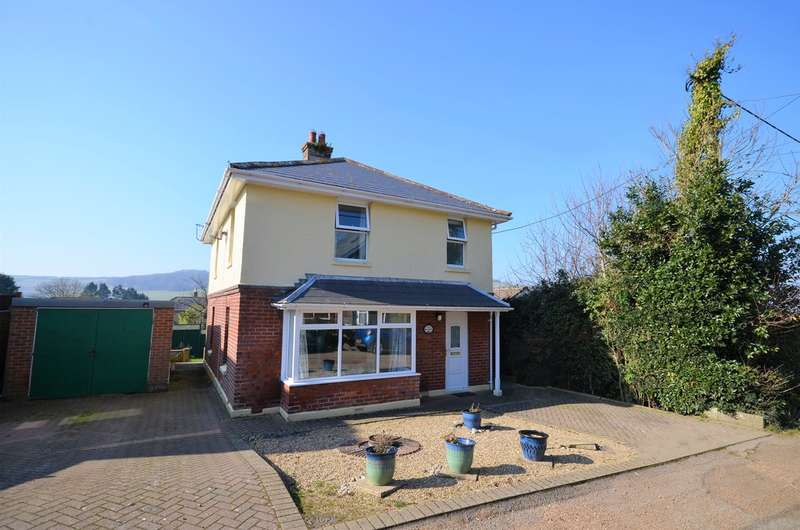 3 Bedrooms Detached House for sale in Wroxall, Isle Of Wight