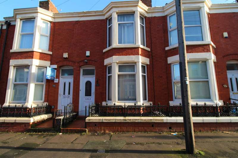 3 Bedrooms Terraced House for sale in Albert Edward Road, Liverpool, L7 8RZ