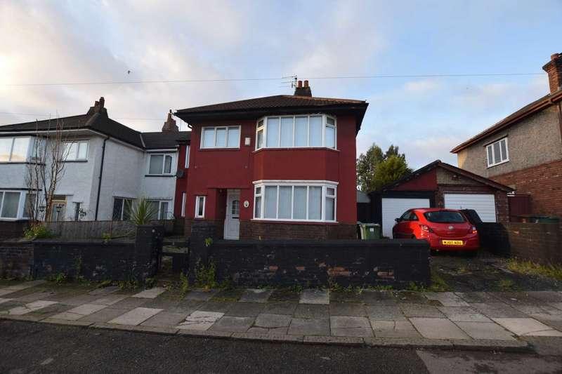 4 Bedrooms Semi Detached House for sale in Hurst Bank, Bebington Border