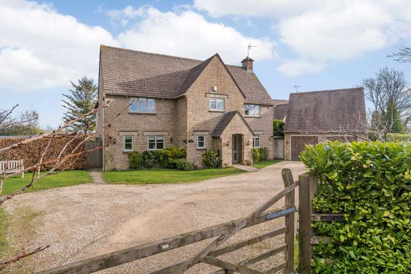5 Bedrooms Detached House for sale in Brimpsfield, Gloucestershire