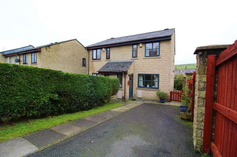 2 Bedrooms Semi Detached House for sale in Hawthorne Meadows, Crawshawbooth, Rossendale, BB4
