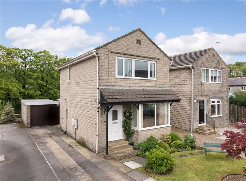 3 Bedrooms Detached House for sale in Sandholme Close, Giggleswick, Settle, North Yorkshire