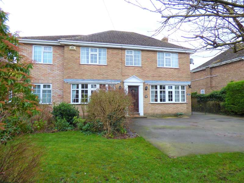 4 Bedrooms Detached House for sale in Tinkle Street, Grimoldby, Louth, LN11 8TF