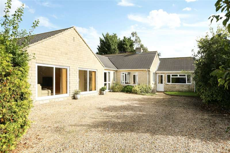 4 Bedrooms Detached Bungalow for sale in Bath Road, Atworth, Wiltshire, SN12