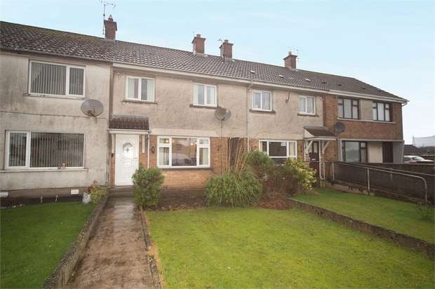 2 Bedrooms Terraced House for sale in Drumahoe Gardens, Millbrook, Larne, County Antrim