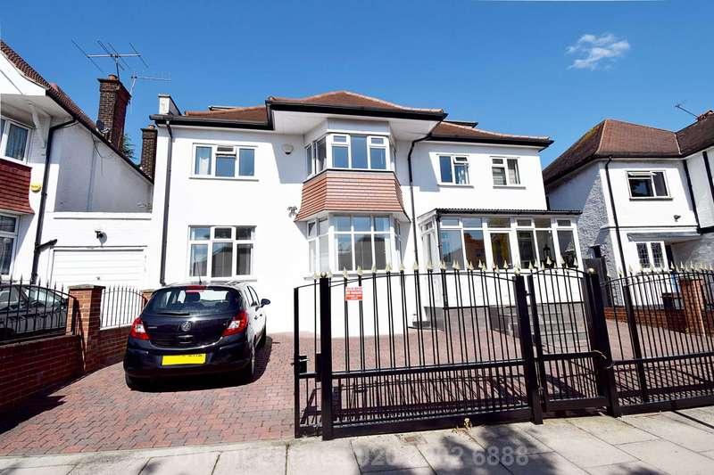 7 Bedrooms Semi Detached House for sale in Alderton Crescent, London