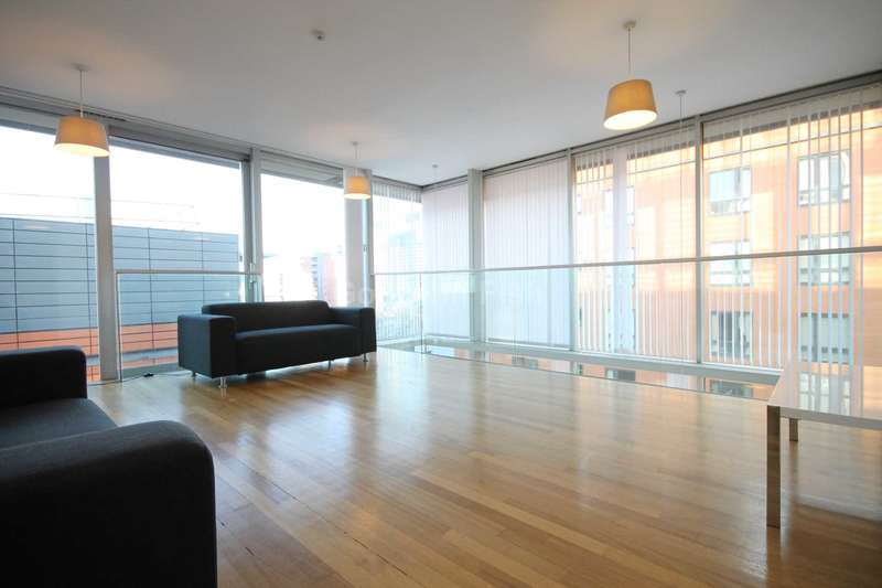 3 Bedrooms Apartment Flat for sale in Timber Wharf, 32 Worsley Street, Castlefield