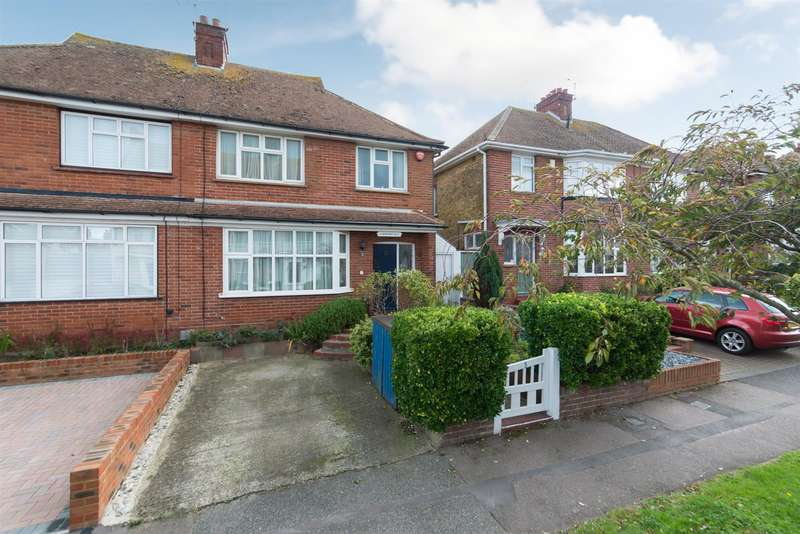 3 Bedrooms Semi Detached House for sale in Norman Road, WESTGATE-ON-SEA