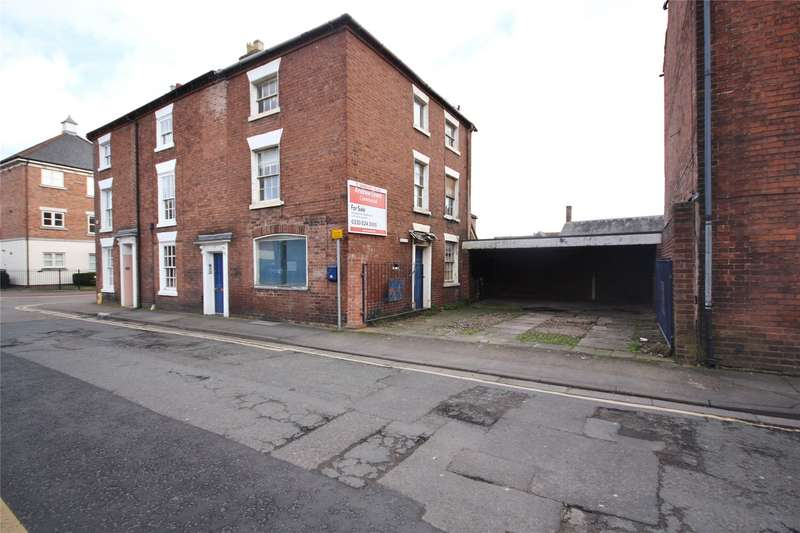 Apartment Flat for sale in Sansome Place, Worcester, Worcestershire, WR1
