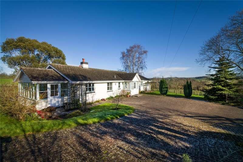 4 Bedrooms Detached Bungalow for sale in Winslow, Bromyard, HR7