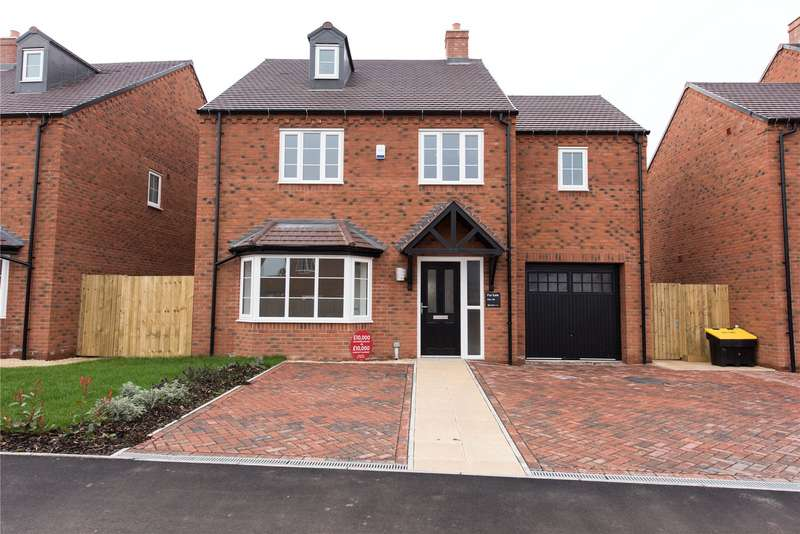 5 Bedrooms Detached House for sale in The Wentworth, The Green, Bransford, Worcestershire, WR6