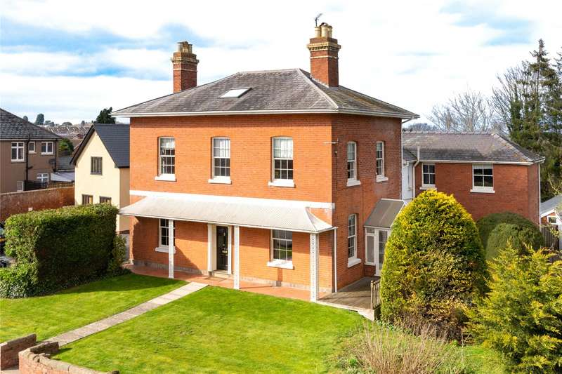 6 Bedrooms Detached House for sale in Ledbury Road, Hereford, HR1