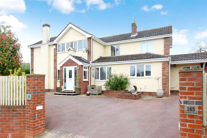 4 Bedrooms Detached House for sale in Leigh Sinton Road, Malvern, Worcestershire, WR14